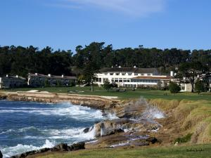 Pebble Beach, Monterey Peninsula Golf Meca